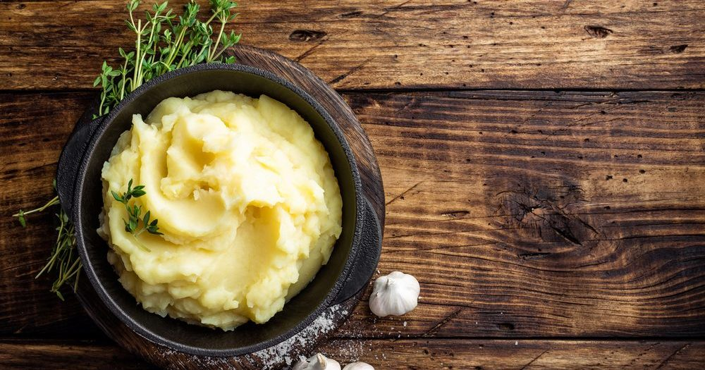 pounded potato