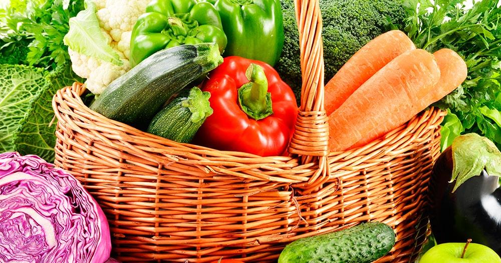 5 самых полезных овощей для диа-людей